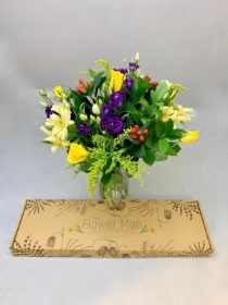 Bouquet in a Box—National Delivery Available